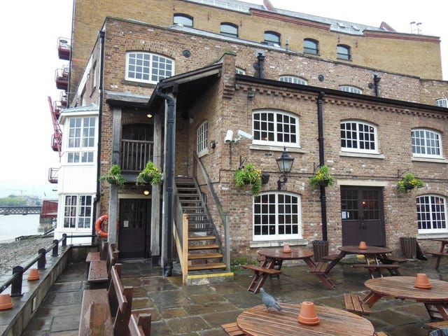 The Captain Kidd Wapping