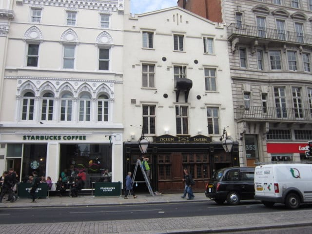 The Lyceum The Strand