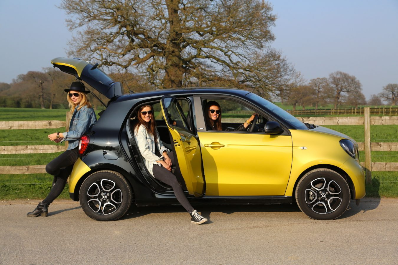2015 smart forfour review the london economic. Black Bedroom Furniture Sets. Home Design Ideas