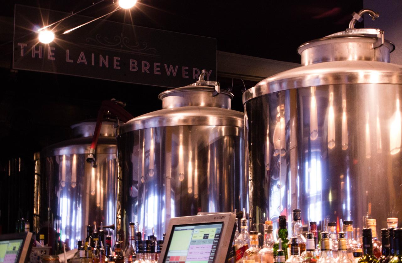 Aeronaut pub brewery