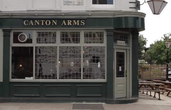 Canton Arms best pubs in South London