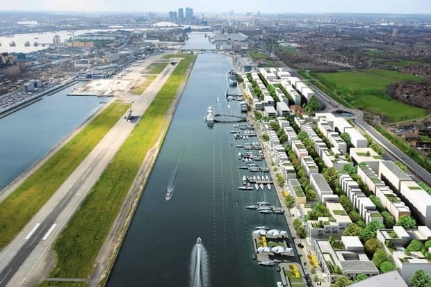 Evolution of London Docklands