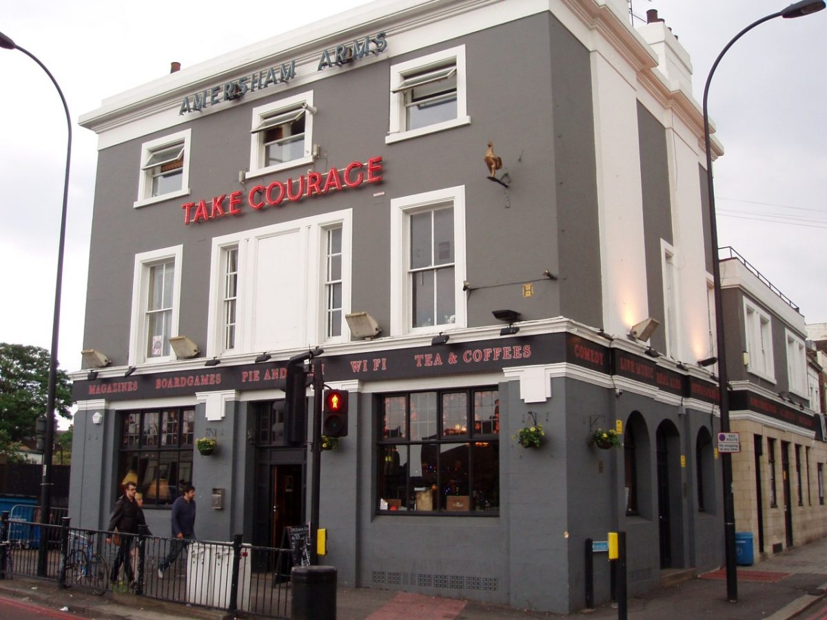 Amersham Arms best pubs in South London
