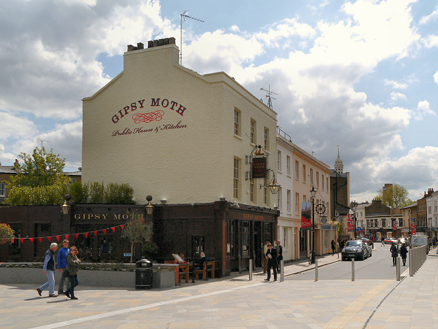 Gipsy Moth best pubs in South London