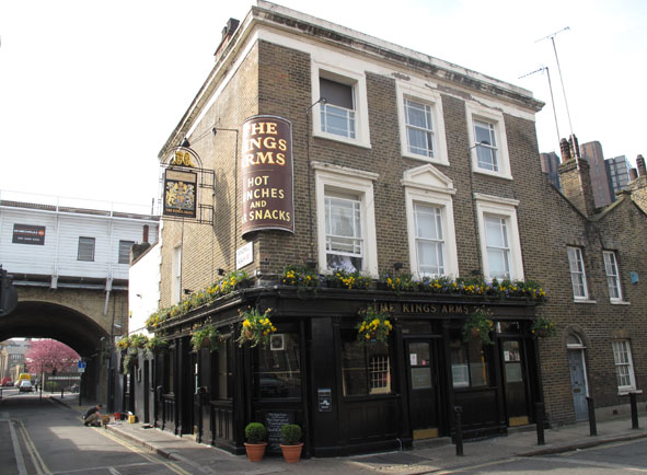 Kings Arms best pubs in South London
