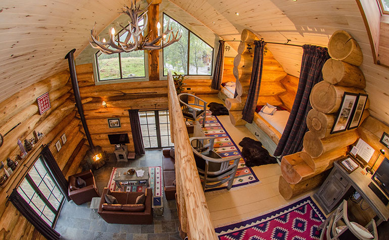 Eagle Brae Cabin Fever With A Difference
