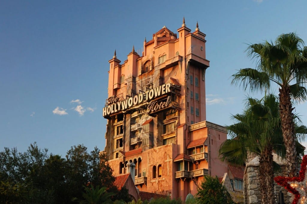 Tower Of Terror - Disneyland Paris