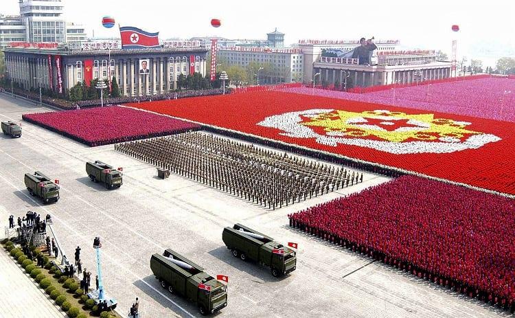 Trump touts power of USA  nuclear arsenal amid N