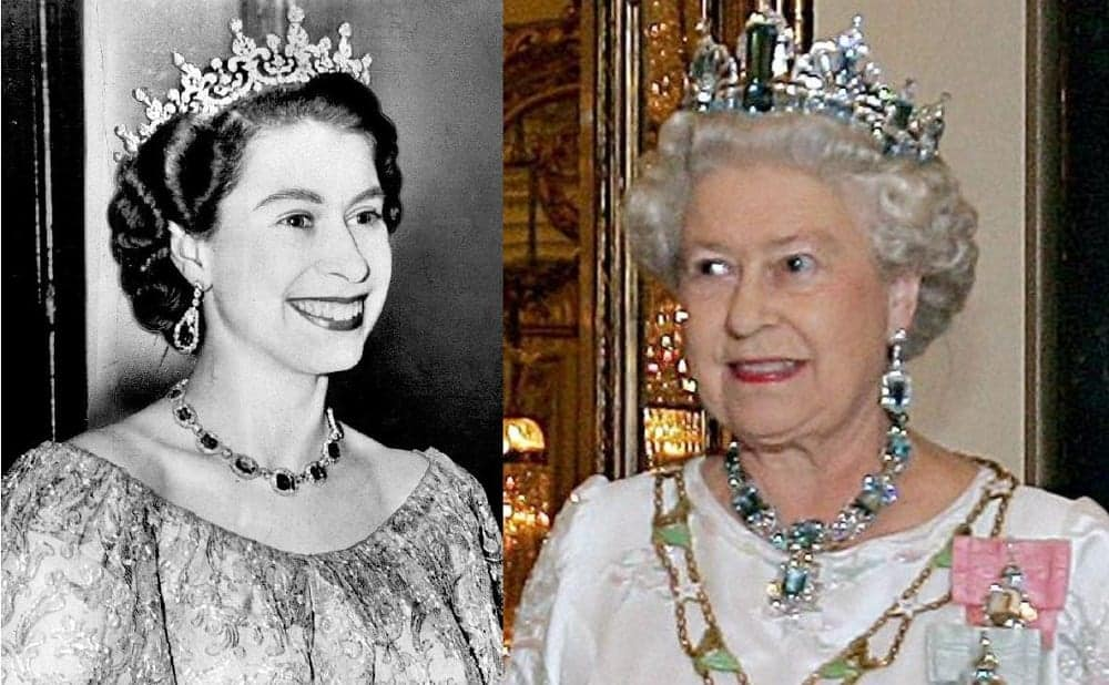 House Prices Rise 47 000 Over 90 Years Of Her Majesty The