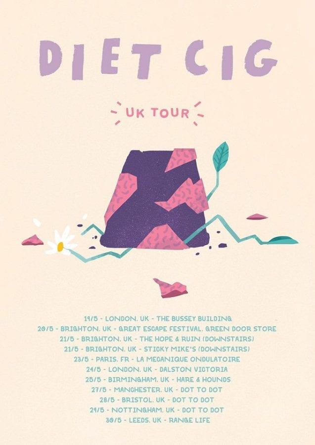 DIet Cig Tour 2016