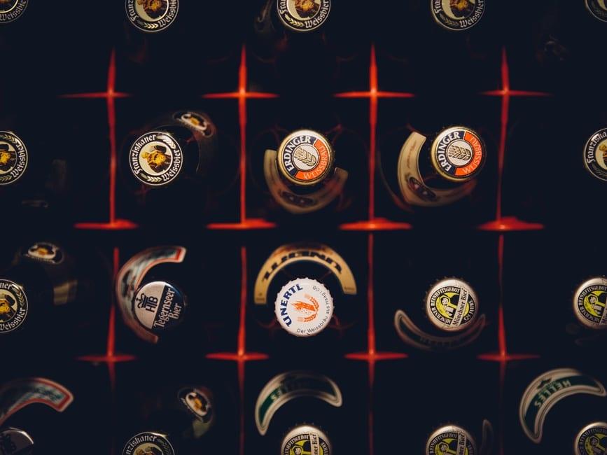 Super Premium beers