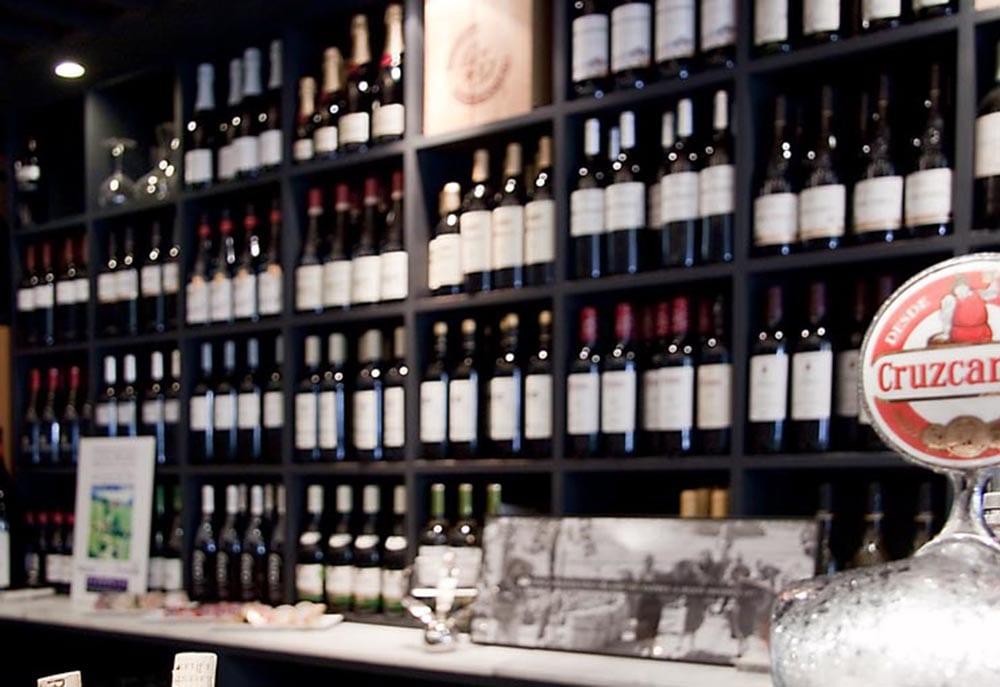 Bars in Seville