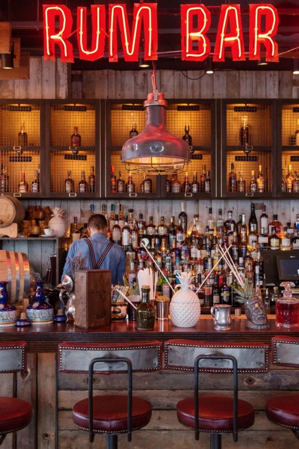 Big Easy Canary Wharf Rum Bar