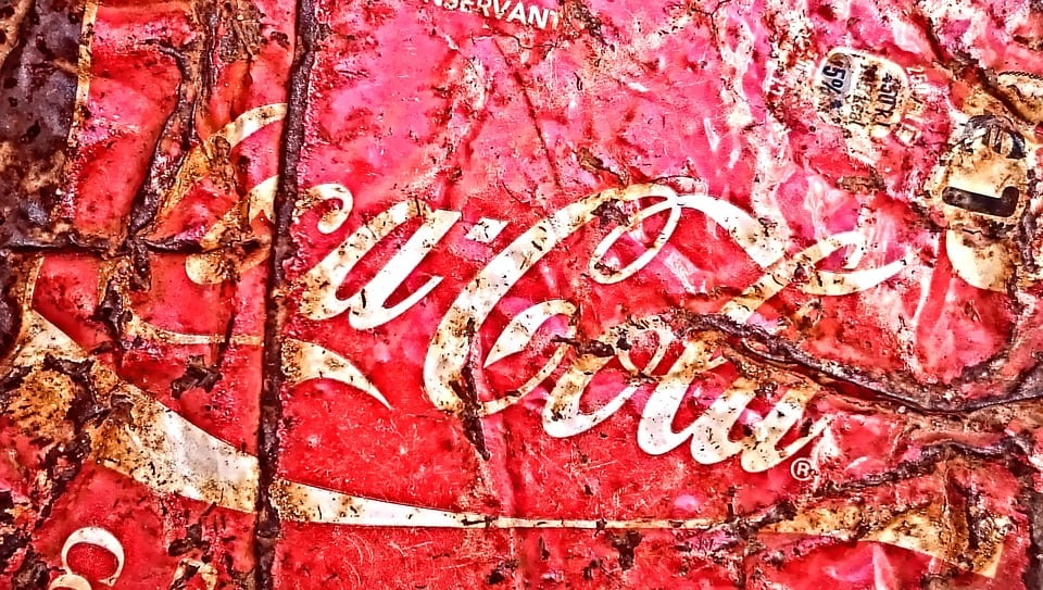 Coca Cola Drops Out of Global Brands List For The First Time