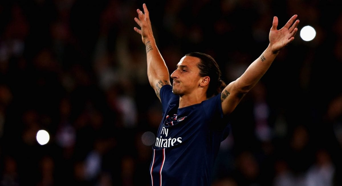 Zlatan Ibrahimovic nearing move to Major League Soccer's LA Galaxy