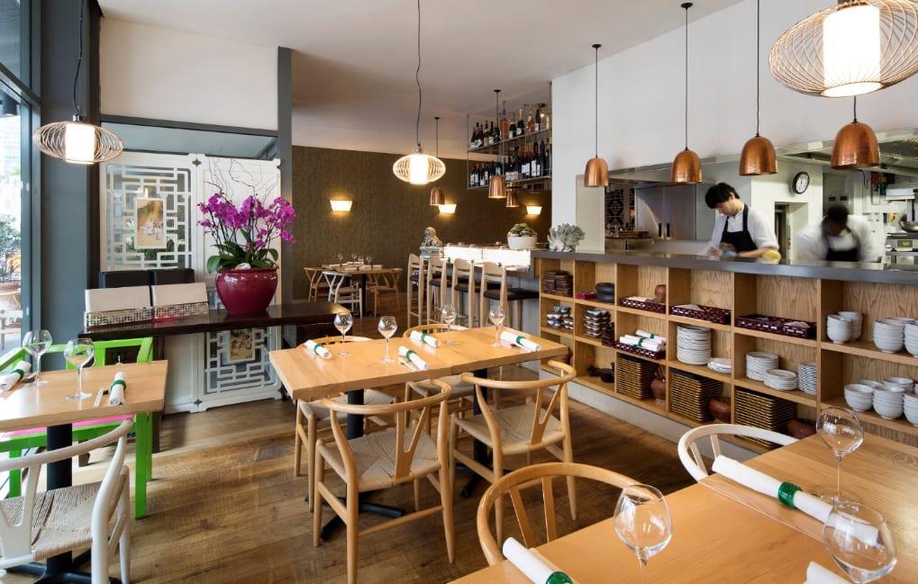 A Wong Restaurant Review