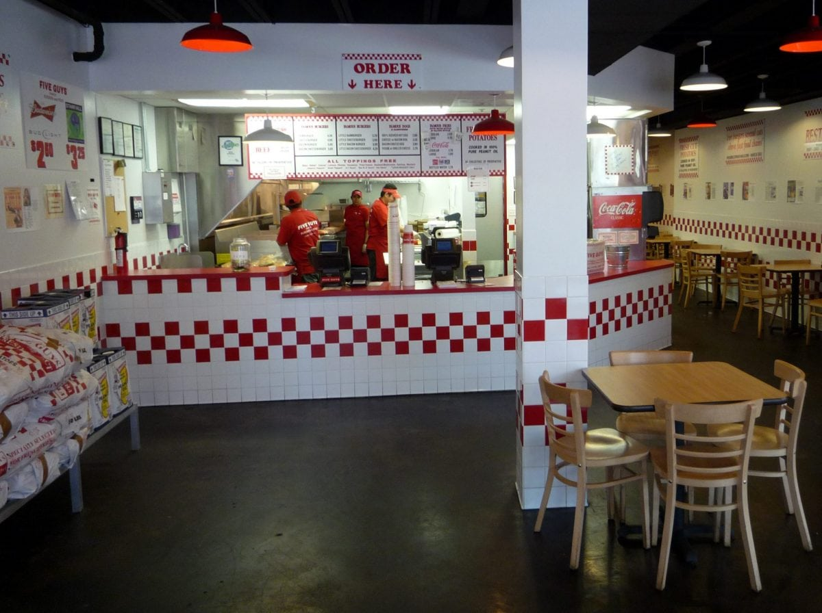 Checkers Restaurant Locations Nyc
