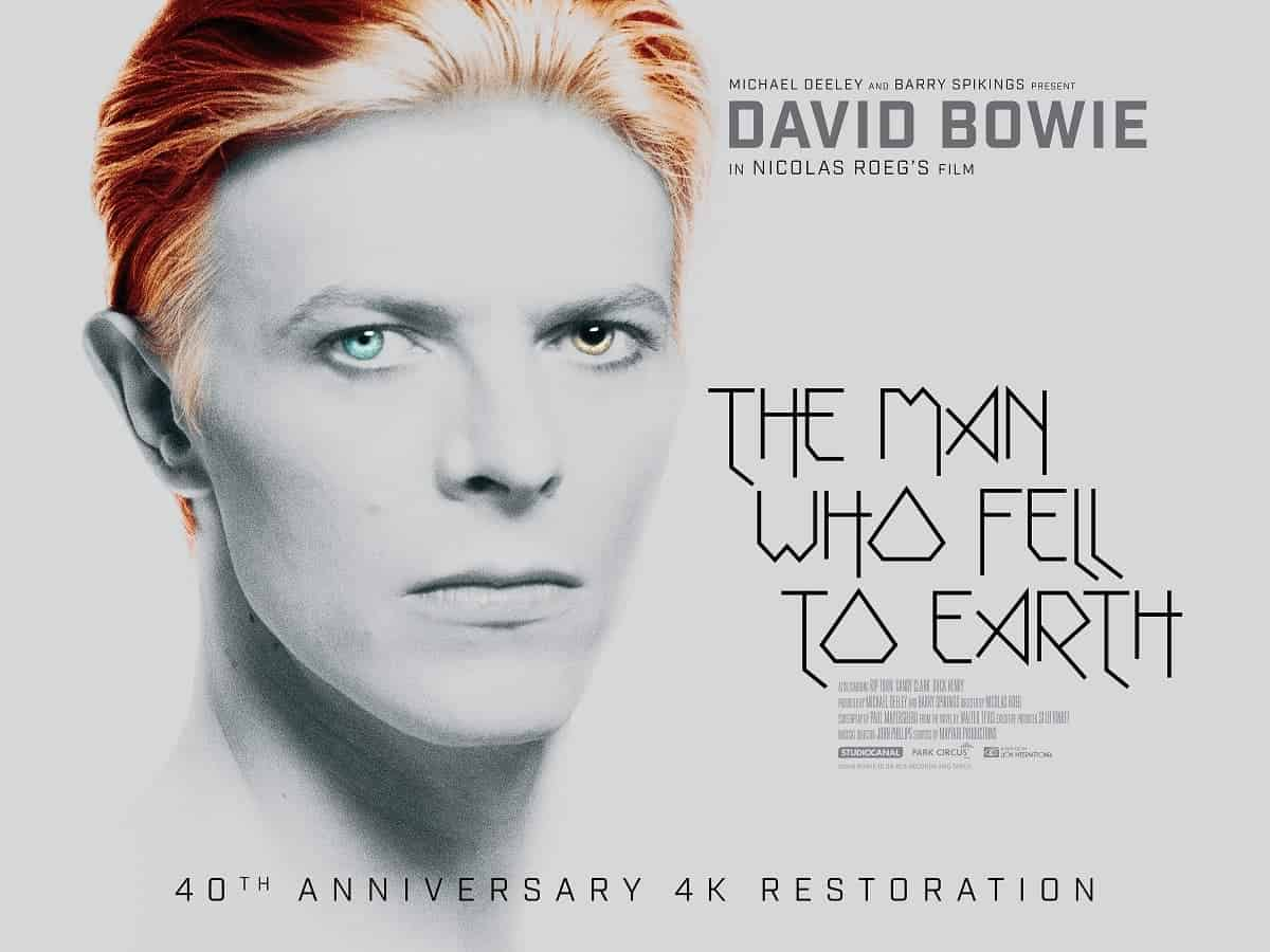 The Man Who Fell To Earth Gets 4k Restoration
