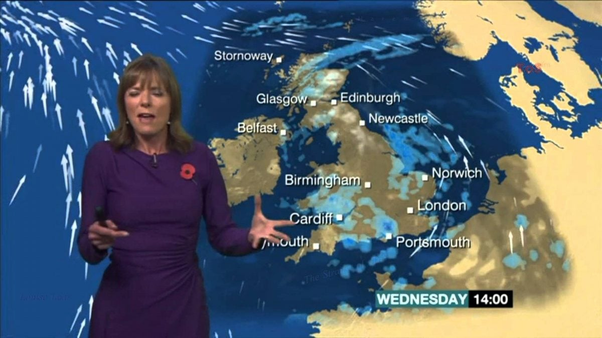 Bbc weather - Watch Bbc Weather Presenter Struggling To Control Laughing Fit Live On Air