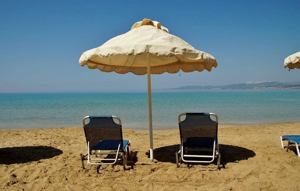 Travel Beach Parasol Uk