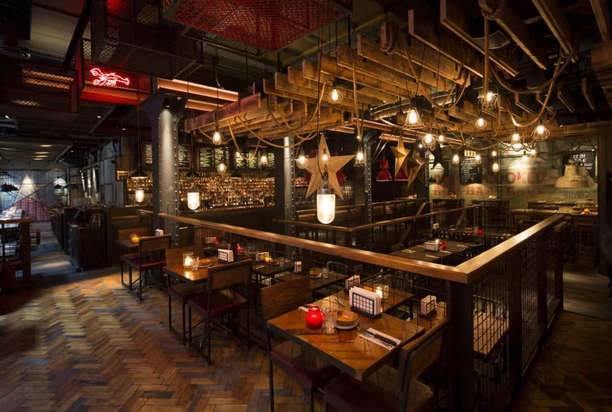 Review unlimited boozy brunch at big easy bar b q crabshack covent g - Covent garden magasin ...