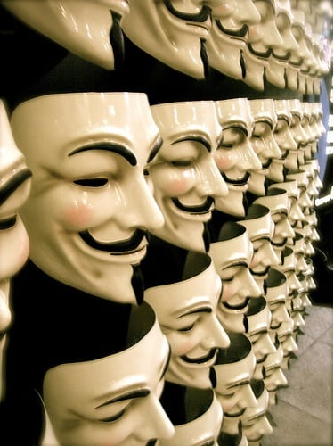 """""""V for Vendetta"""" (CC BY 2.0) by  hawken king"""