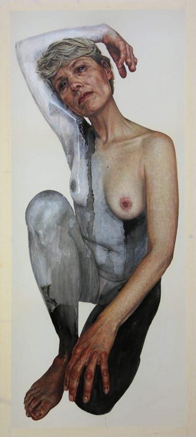 emma-hopkins-uta-mixedmedia-on-polyester-125x57cm