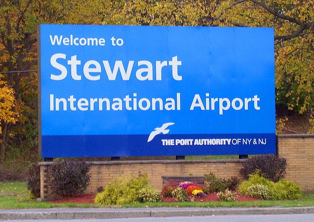 stewart-international-airport