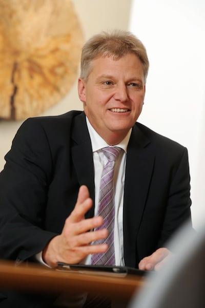 Unternehmen: Harman Michael Mauser, Executive Vice President; Co-President - Infotainment and Lifestyle Photoshooting Munich 29.10.2012 Photo:Tobias Hase
