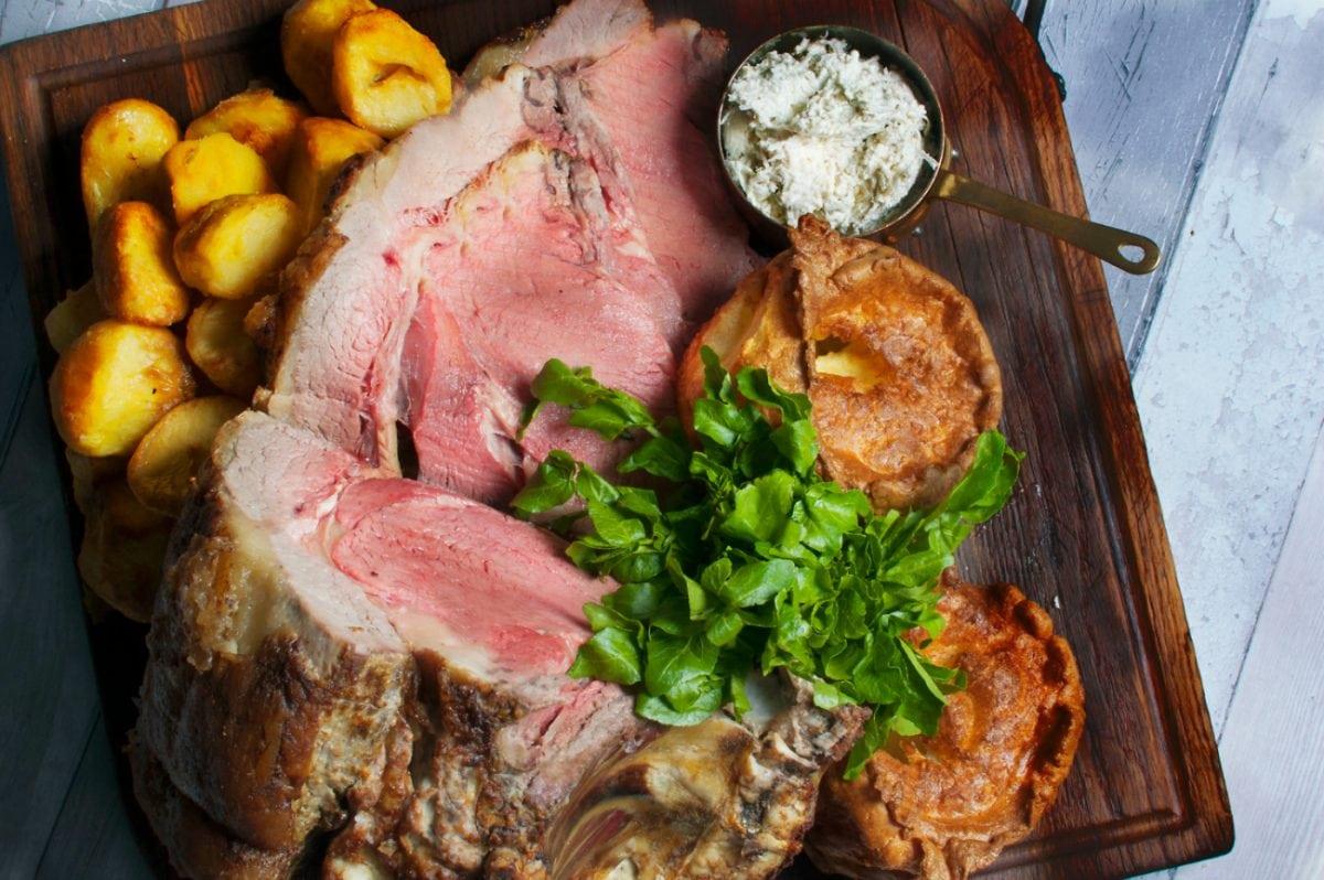 Roast Restaurant Roast Beef