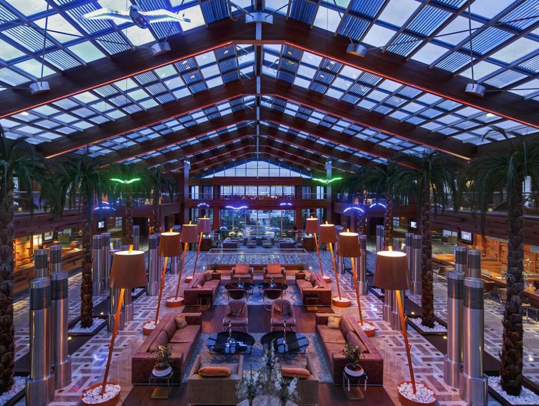 What's new in 2017: Hilton Dalaman