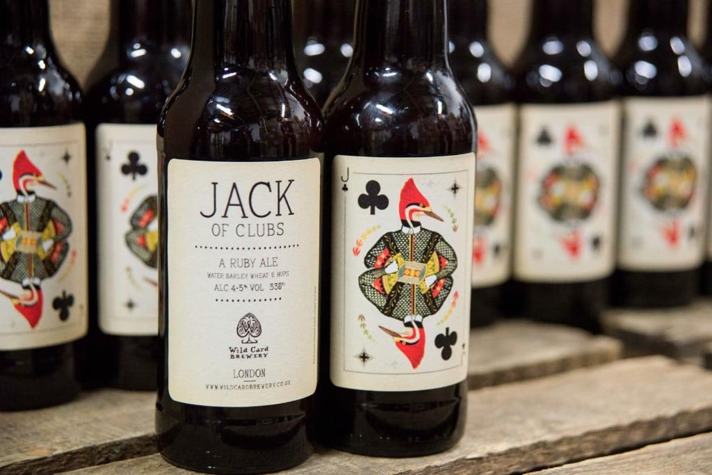 Beer of the Week – Wild Card Brewery 'Jack of Clubs'