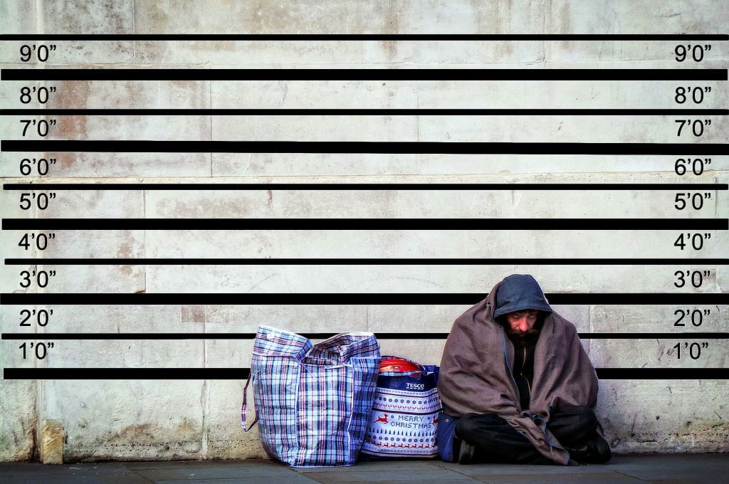 Image result for homeless stealing food