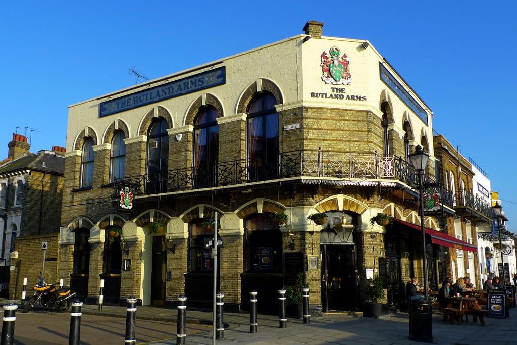 Best Food Pubs Near Cambridge