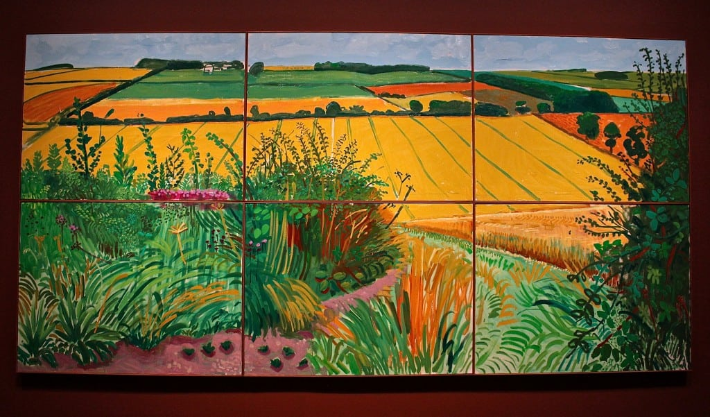 top 5 artworks at hockney s tate britain exhibition the