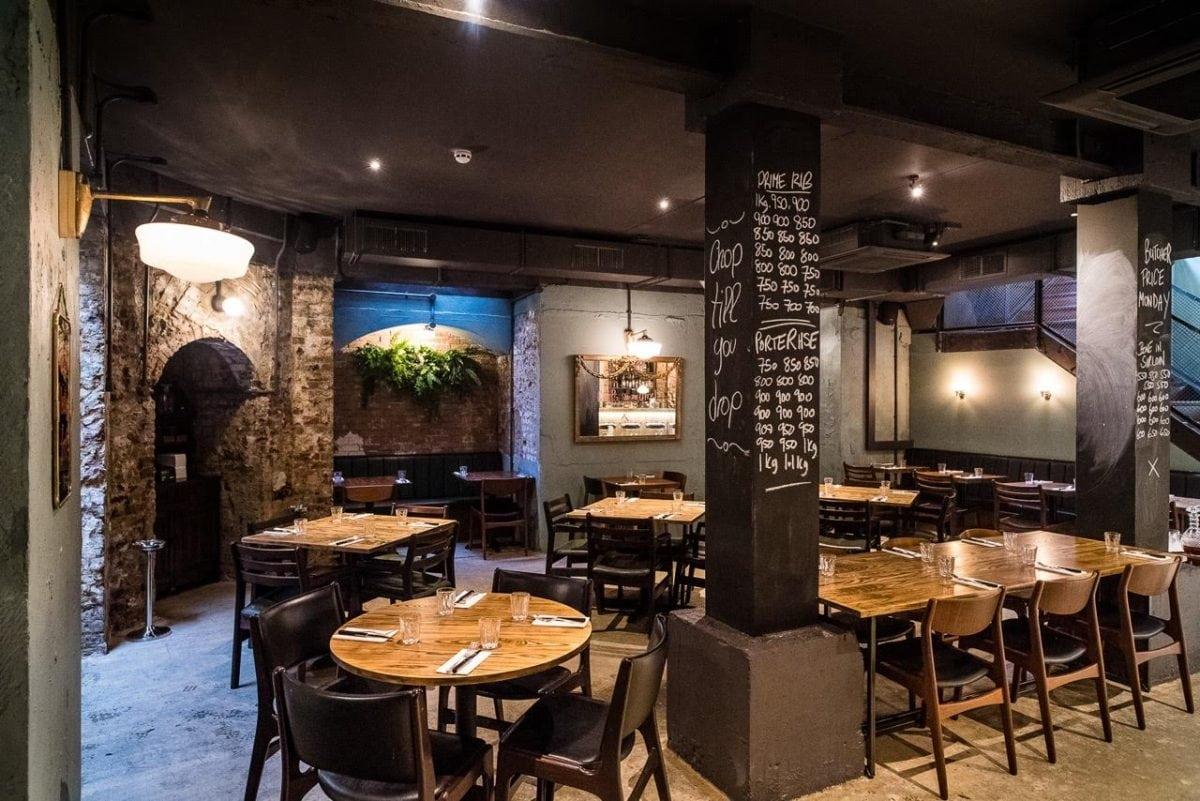 Blacklock | Restaurants in Soho, London