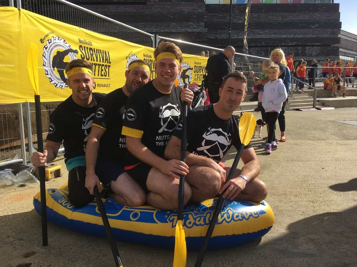 Daring Bristol foursome to take on Atlantic row...without ...