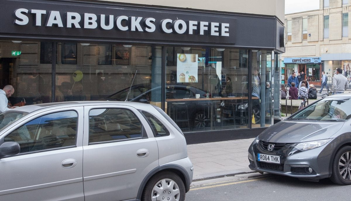 Starbucks UK profit slumps 61% as Brexit blamed for sales slowdown