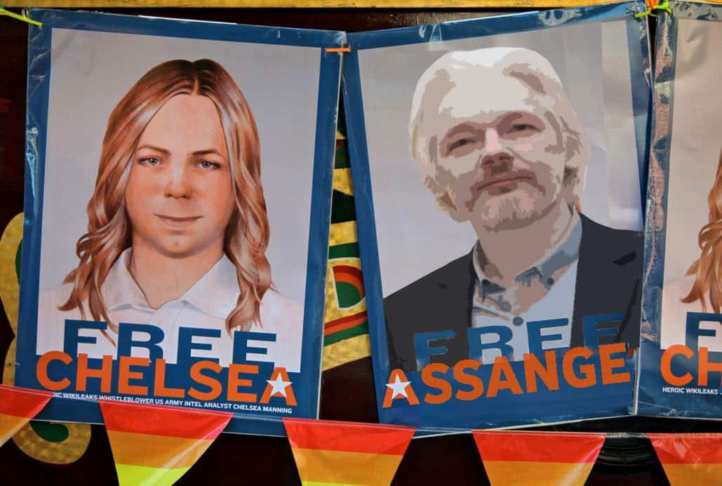 Assange Rape Investigation Dropped by Sweden