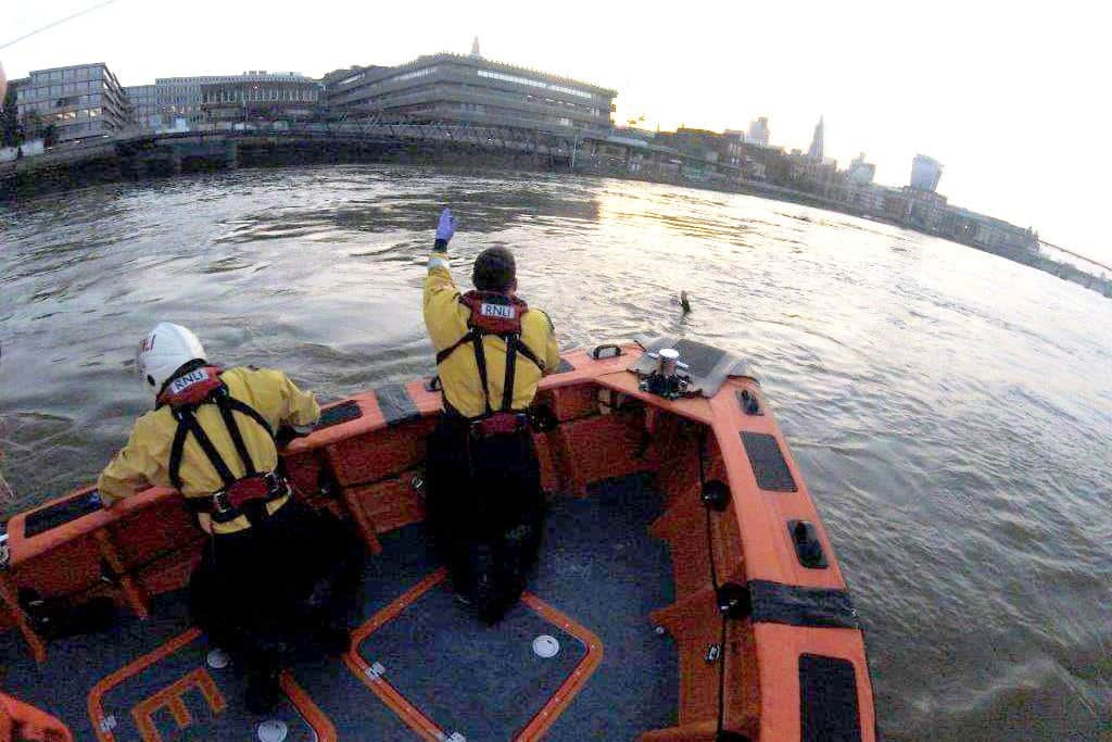 RNLI says 'fight your instincts, not the water' to help stay alive