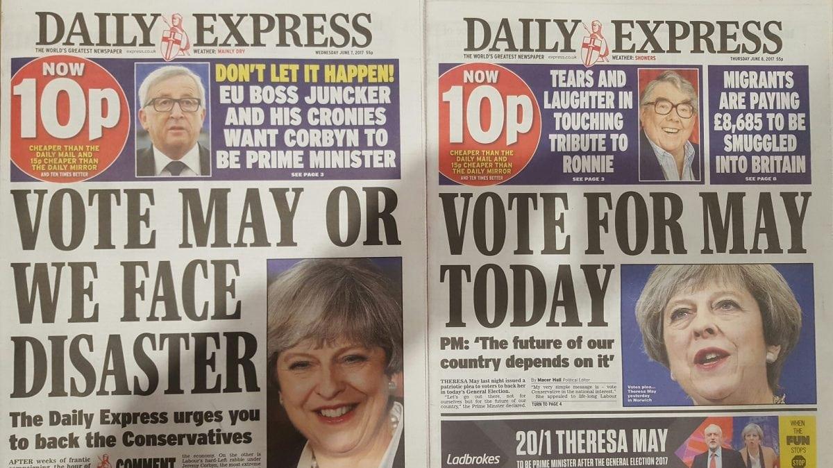 MediaNewsShameless last day for the British media Jack Peat