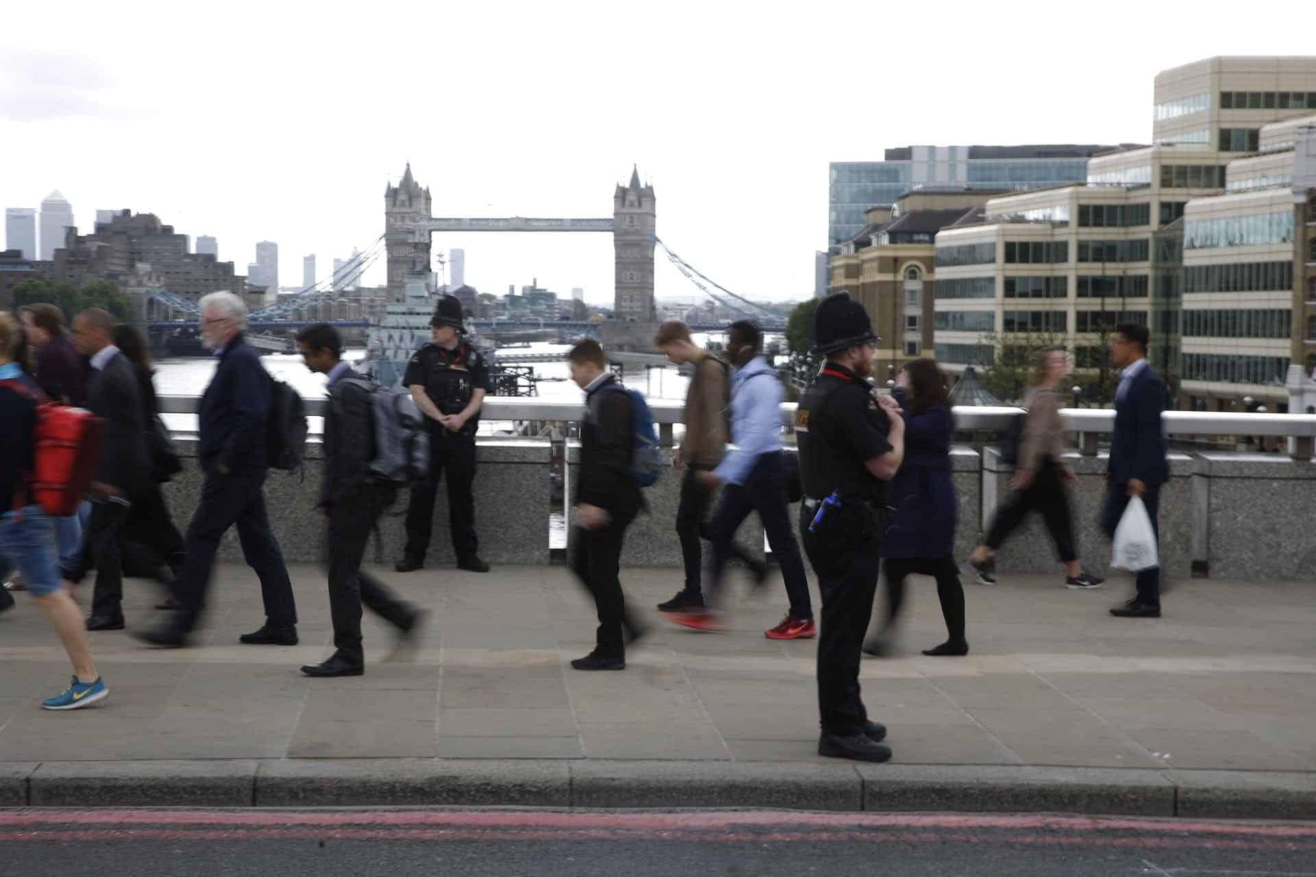 Princess Kate visits survivors of London Bridge terror attack