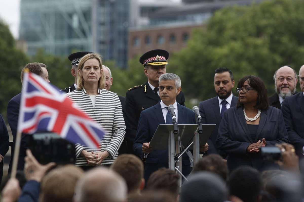British police name two London Bridge attackers, say one was investigated before