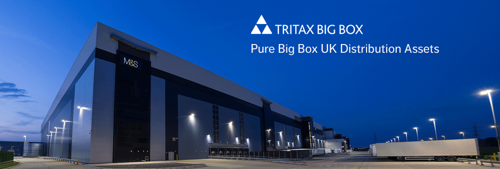 Tritax big Box REIT BBOX