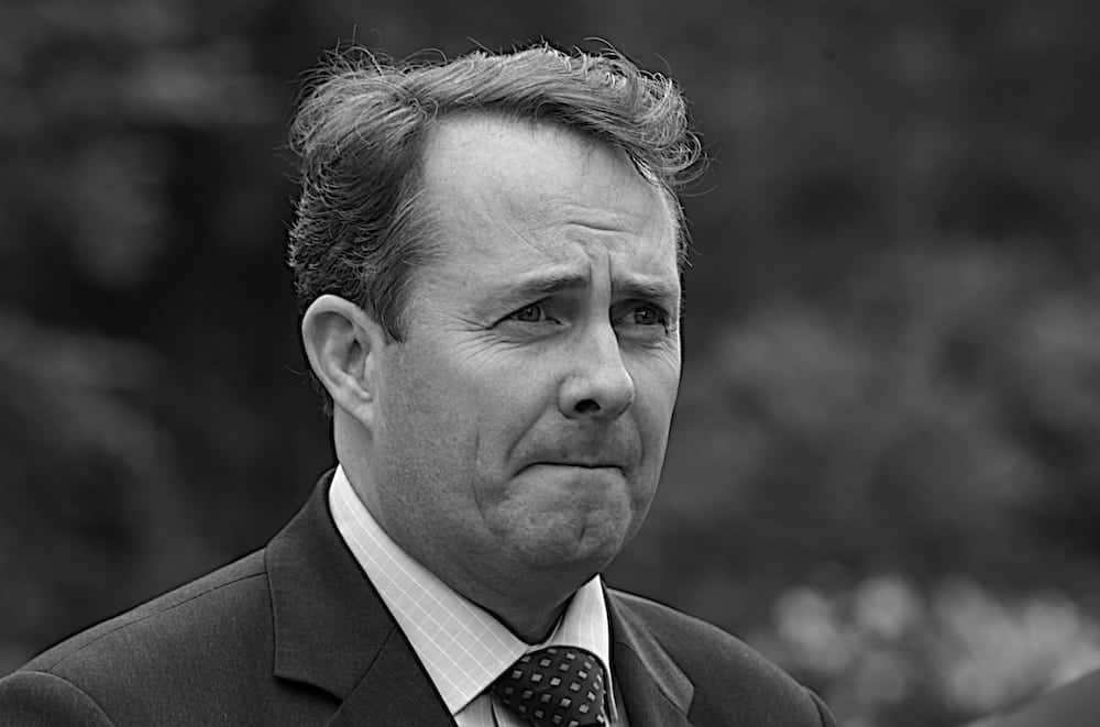 Liam Fox - Too soon to seek membership of Trans-Pacific trade deal