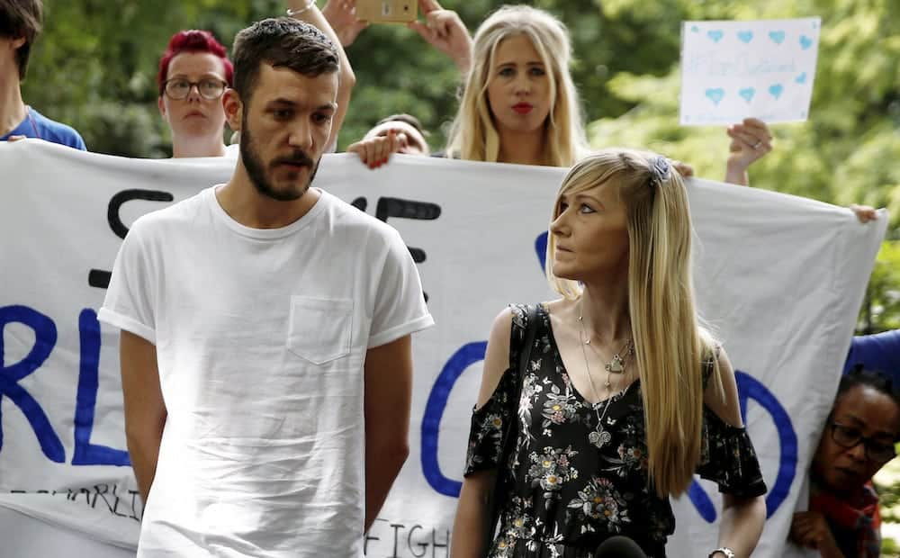 United Kingdom official says government has no role in Charlie Gard case