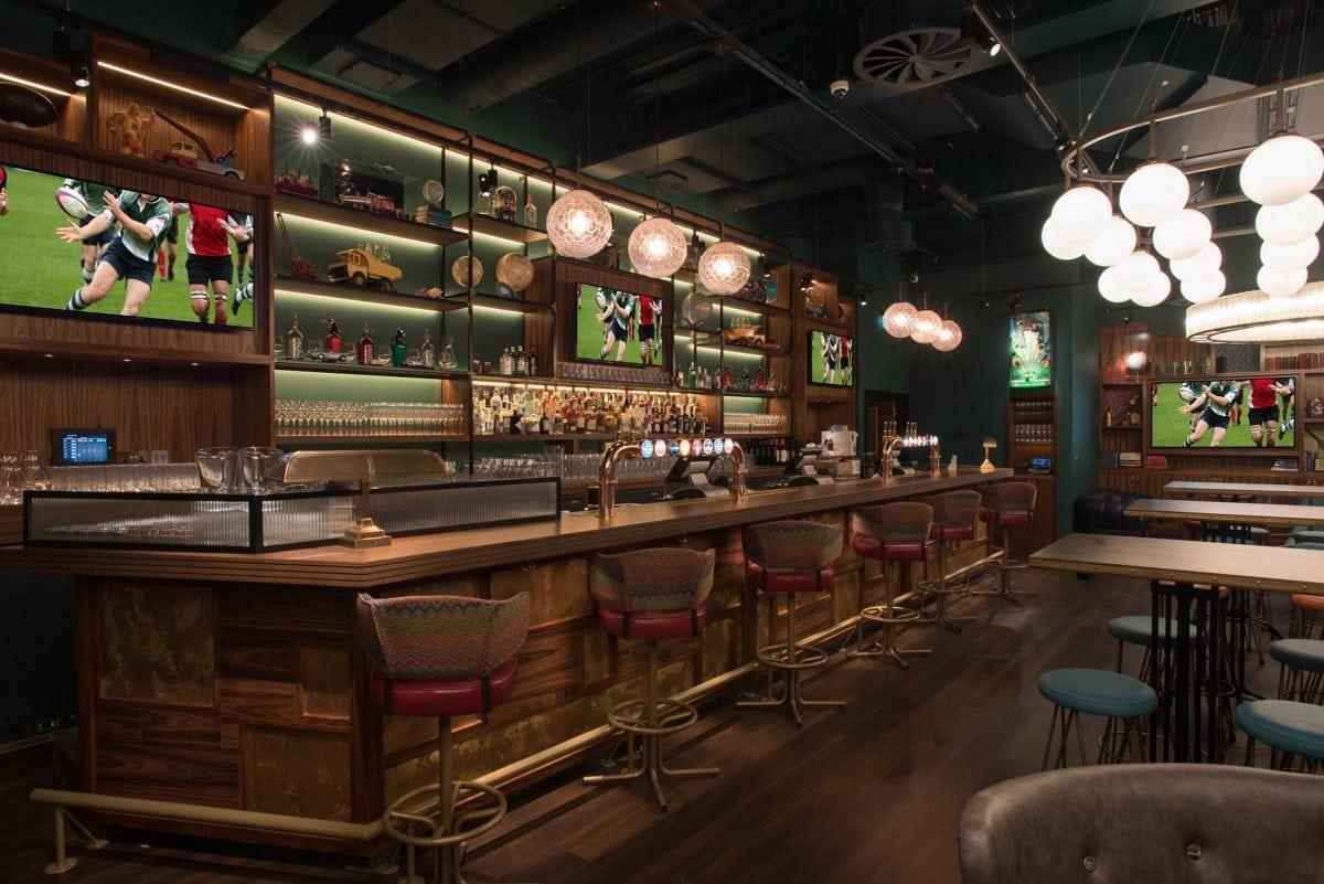 Best Pub Food In London Victoria
