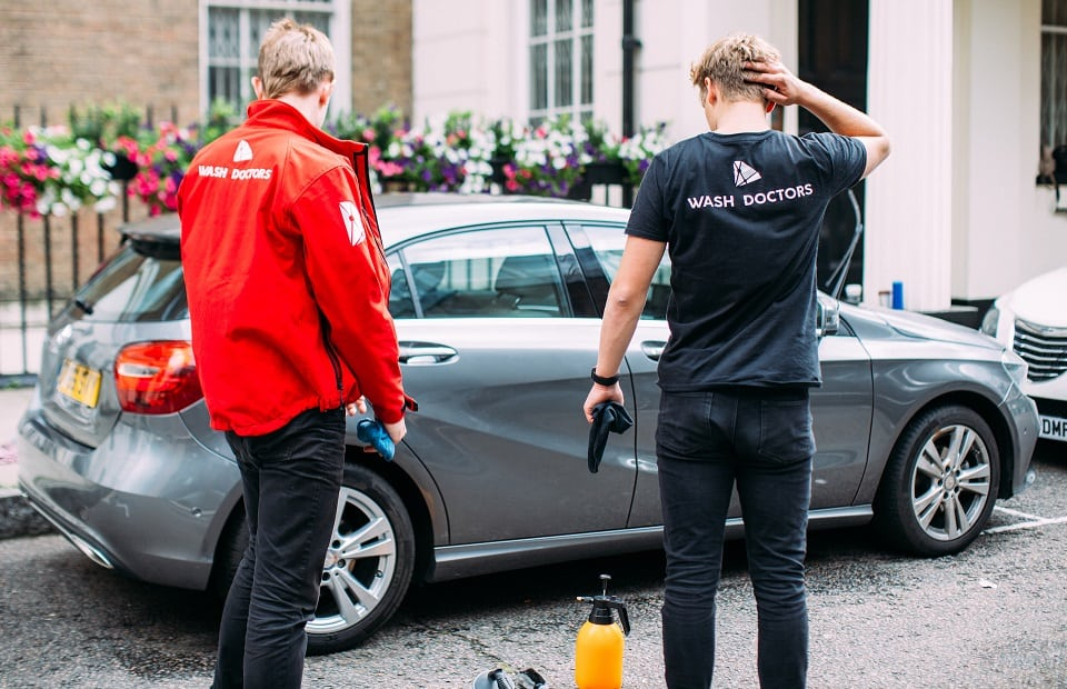 This app is about to revolutionise the car wash industry
