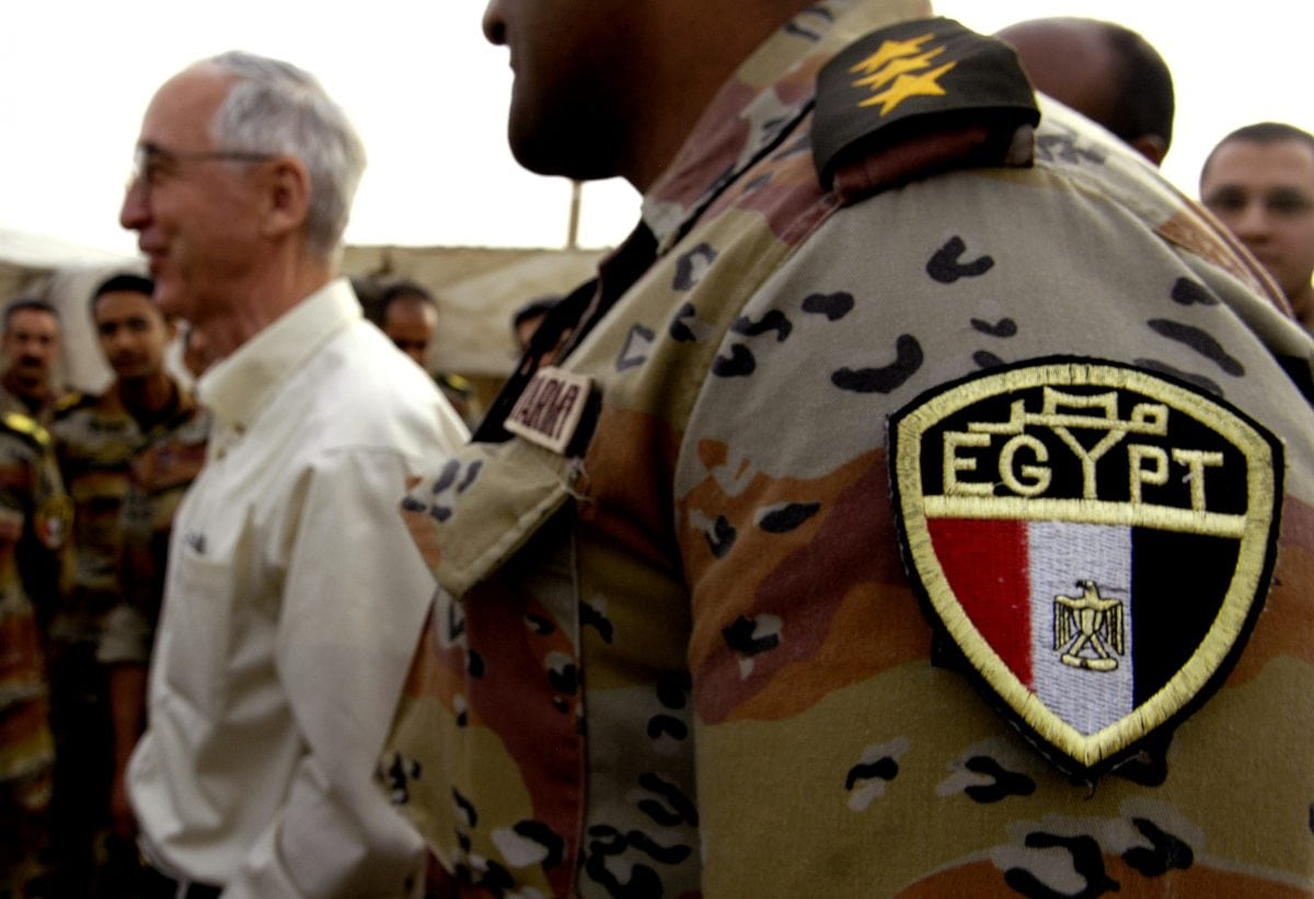 HRW: Egypt security forces systematically torture political detainees