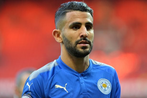 Riyad Mahrez misses Leicester training for second successive day